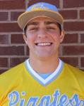 Jake Maziar C, 2014-15 - College of Charleston