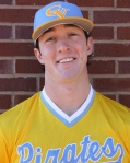 Trevor Guthrie RHP, 2013-15 - Georgia College and State University
