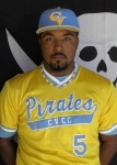 Martin Castro 1B - 2012 First Team All Central Division