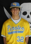 David Levy SS - 2012 Second Team All Central Division