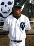 Alex Montes CF - 2007 First Team All Southern Division, All ACCC Tournament Team
