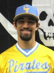 Alex Cabral 2B - 2010 NJCAA Distinguished Academic All American