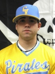 Ryan Holland SS/3B - 2010 Second Team All ACCC, First Team All Southern Division, NJCAA Player of the Week