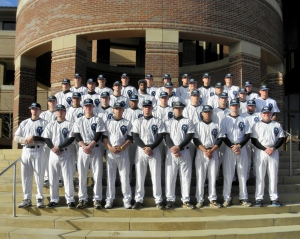 2013 CVCC BASEBALL TEAM