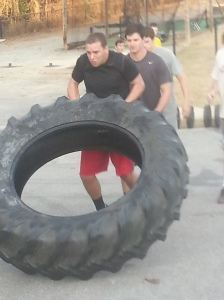 KMo moving that tire