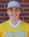 Nolan Greckel OF - 2015 Rawlings/ABCA Region 22 Gold Glove Team