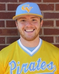 Evan Troutt OF - NJCAA Award for Superior Athletic Achievement