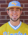 Bryce Conley RHP - 2015 All Southern Division, NJCAA Award for Exemplary Academic Achievement