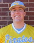 Chase Burks RHP - 2015 Region 22 All Tournament Team