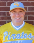 Coach Adam Thomas - 2015 NJCAA Southeast District Coach of the Year, Rawlings/ABCA Southeastern Region Coach of the Year