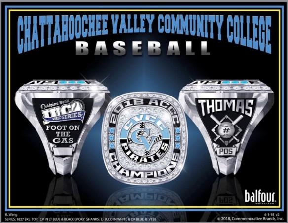 2018 championship ring
